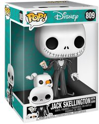 Jack Skellington With Zero (Life Size) Vinyl Figur 809