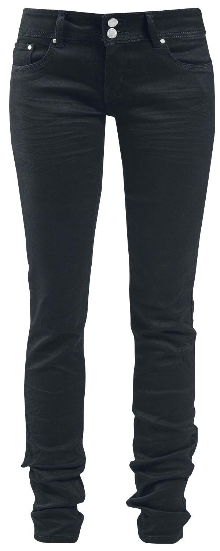 Hosen für Frauen - Hailys Jean Kitty Jeans schwarz  - Onlineshop EMP