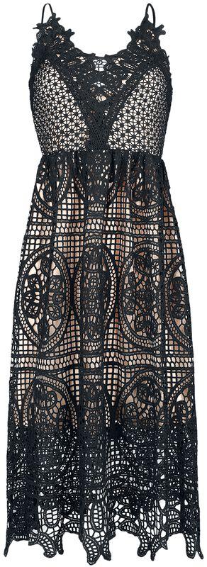 Häkelspitzen Kleid