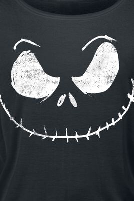 Jack Skellington - Face
