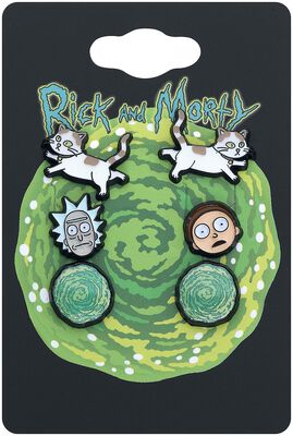 Rick And Morty, Cat und Potal