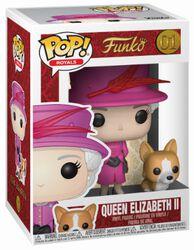 Queen Elizabeh II Vinyl Figure 01