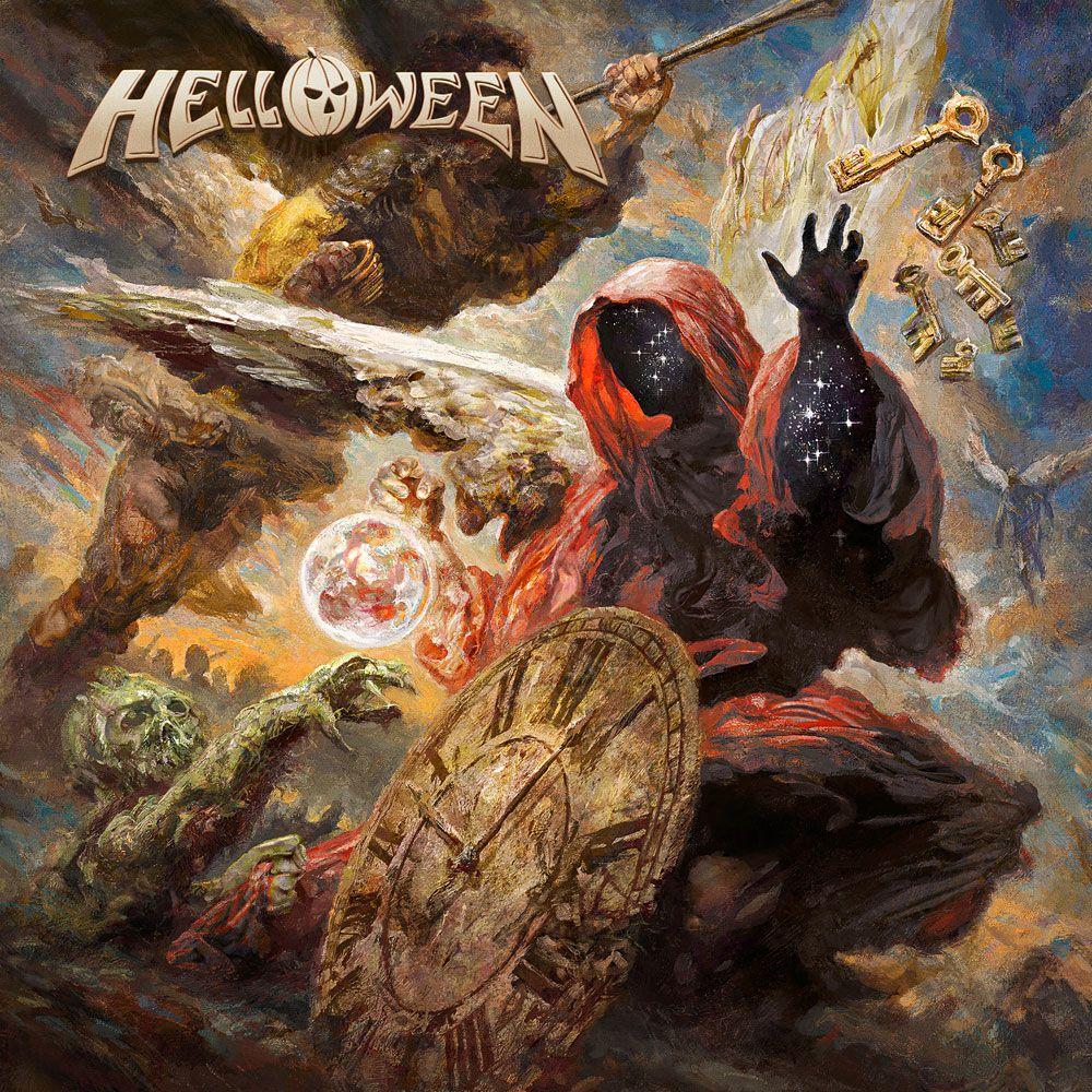 Helloween Helloween CD multicolor NBT 4858-2