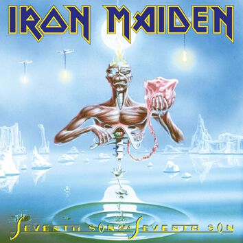 Iron Maiden Seventh son of a seventh son LP multicolor 2564624849
