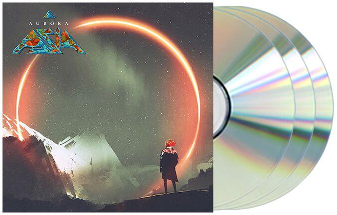 Image of Asia Aurora 3-CD Standard