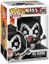 The Demon (Gene Simmons) Rocks Viinyl Figure 121