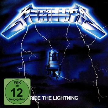 Image of Metallica Ride the lightning 3-LP & Picture-LP & 6-CD & DVD & Buch Standard