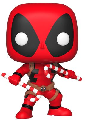 Deadpool (Holiday) Vinyl Figure 400