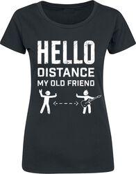 Hello Distance My Old Friend