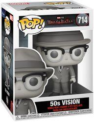 50s Vision (B&W) (Chase Edition möglich) Vinyl Figur 714