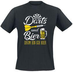 Darts & Bier - Drum bin ich hier
