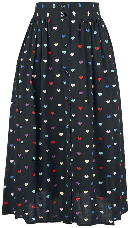 True Love Mid Skirt