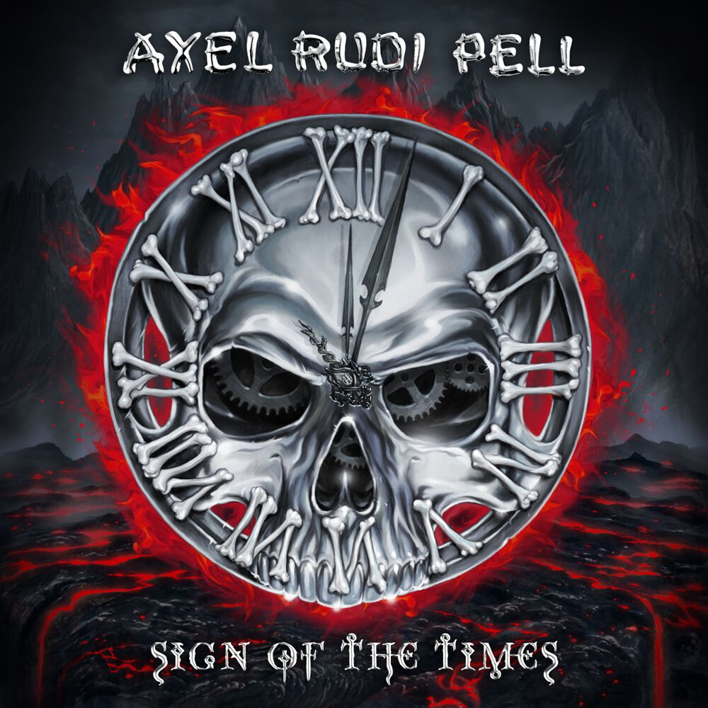 Image of Axel Rudi Pell Sign of the times CD & 2-LP Standard