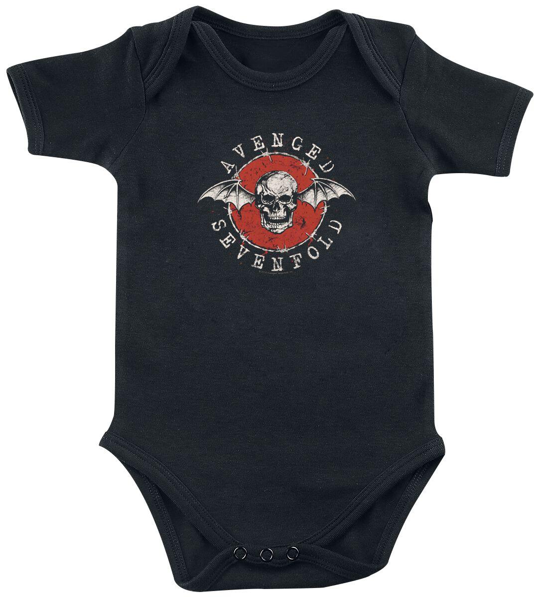 Image of Avenged Sevenfold New Deathbat Body schwarz