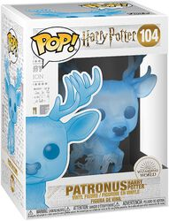 Patronus Harry Potter Vinyl Figur 104
