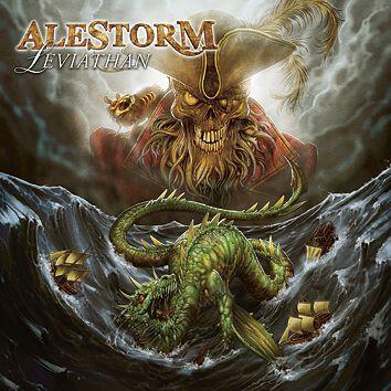 Alestorm  Leviathan  EP-CD  Standard