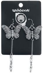 Dangling Butterfly Earrings