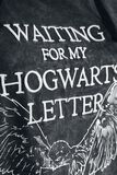 Hogwarts Letter - Waiting