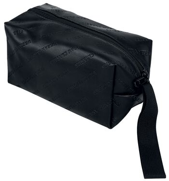 Imitation Leather Cosmetic Pouch