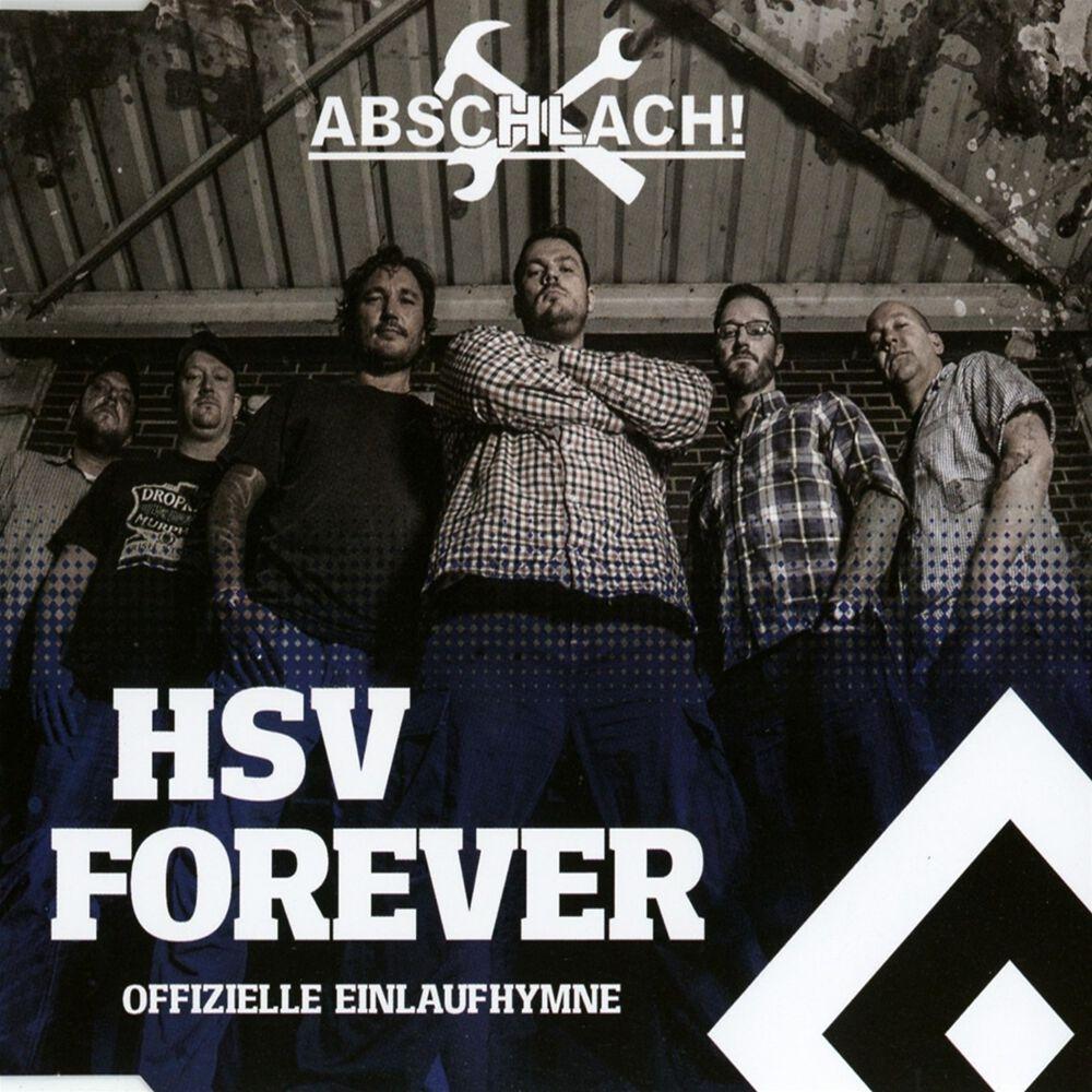 Image of Abschlach! HSV forever - Offizielle Einlaufhymne MAXI-CD Standard