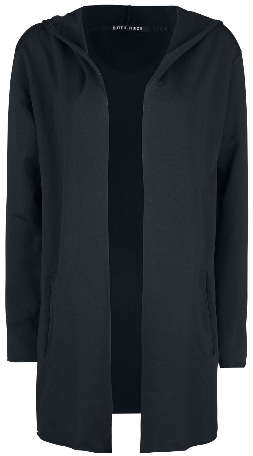 Image of Outer Vision Cardigan Monza Cardigan schwarz
