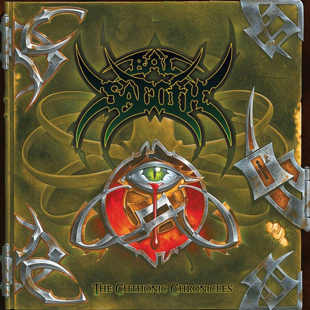 Image of Bal-Sagoth The chthonic chronicles CD Standard