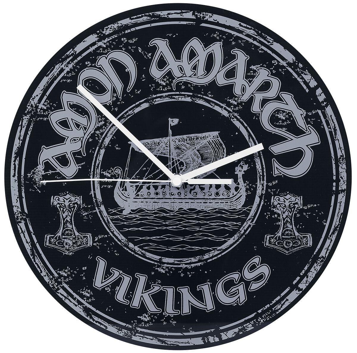 Amon Amarth Vikings  Wanduhr  Standard