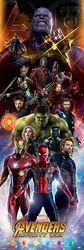 Infinity War - Charaktere