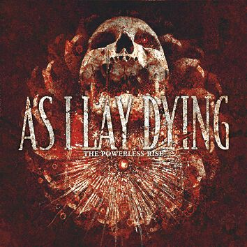 Image of As I Lay Dying The powerless rise CD Standard
