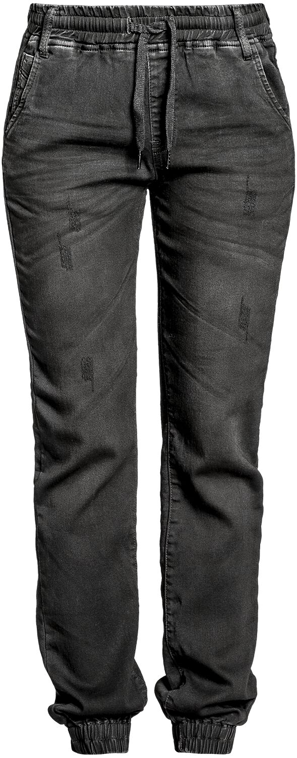 Hosen - RED by EMP Time To Relax Stoffhose schwarz  - Onlineshop EMP