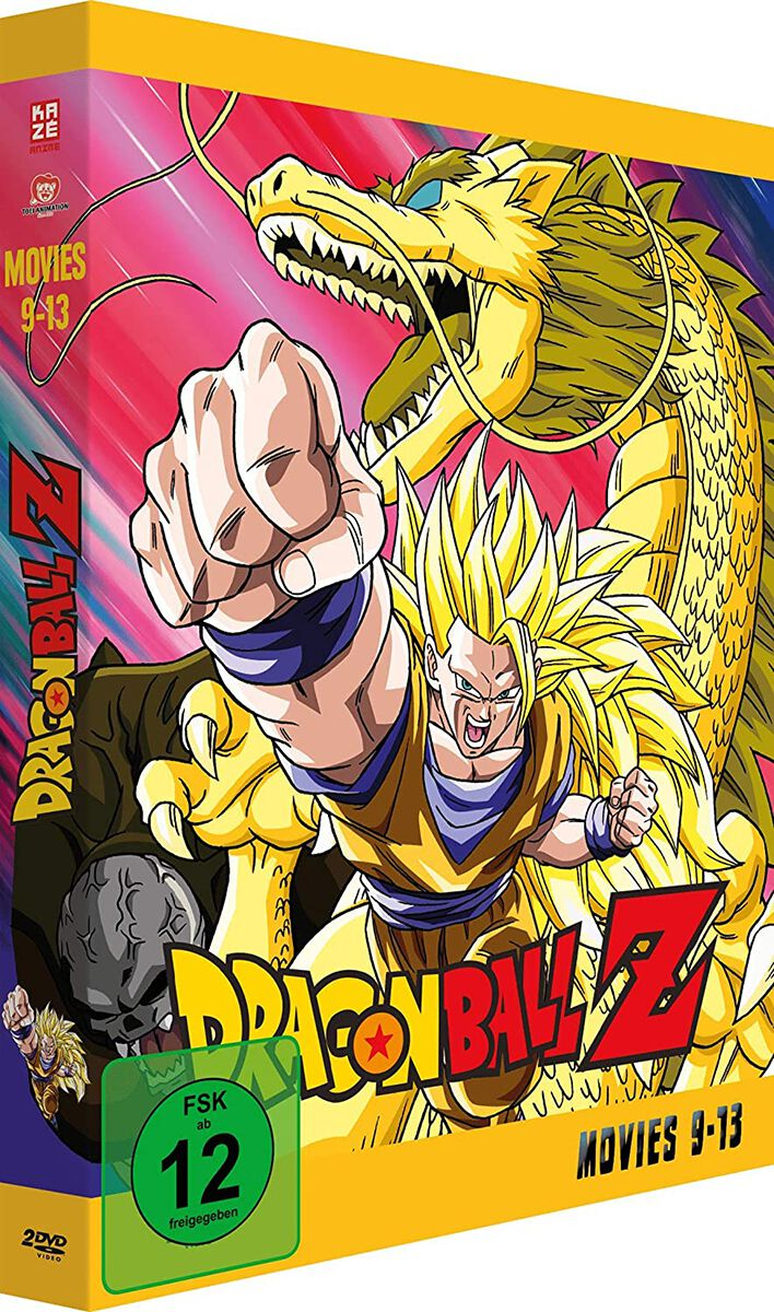 Image of Dragon Ball Z - The Movies - Vol.3 2-DVD Standard