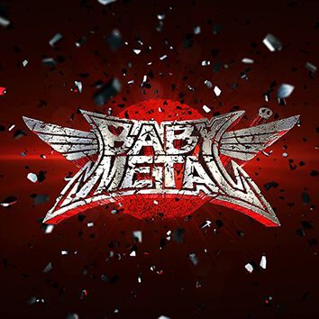 Image of Babymetal Babymetal CD Standard