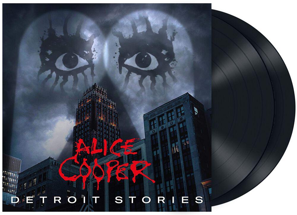 Image of Alice Cooper Detroit stories 2-LP Standard