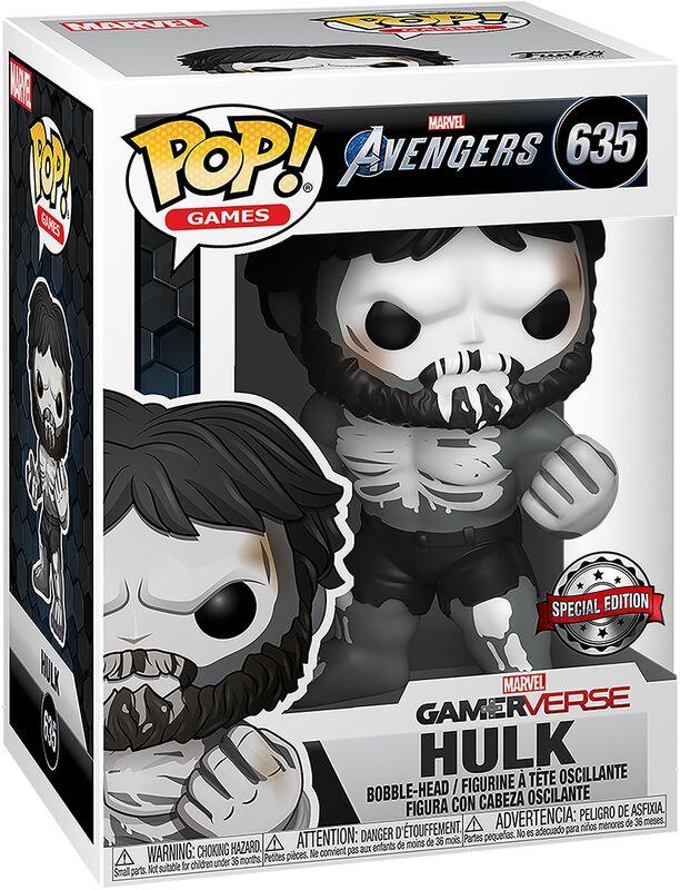 Hulk (Gamerverse) Vinyl Figur 635