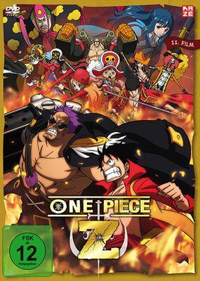 11. Film: One Piece Z