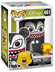 Vampire Teddy with Undead Duck Vinyl Figure 461