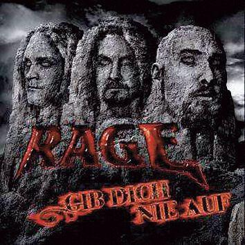Image of Rage Gib Dich nie auf 12 inch-MAXI Standard