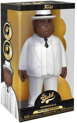 Vinyl Gold - Biggie Smalls (White Suit) Vinyl Figur