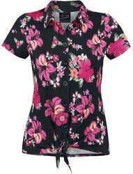 Hawaii Smart Short Blouse