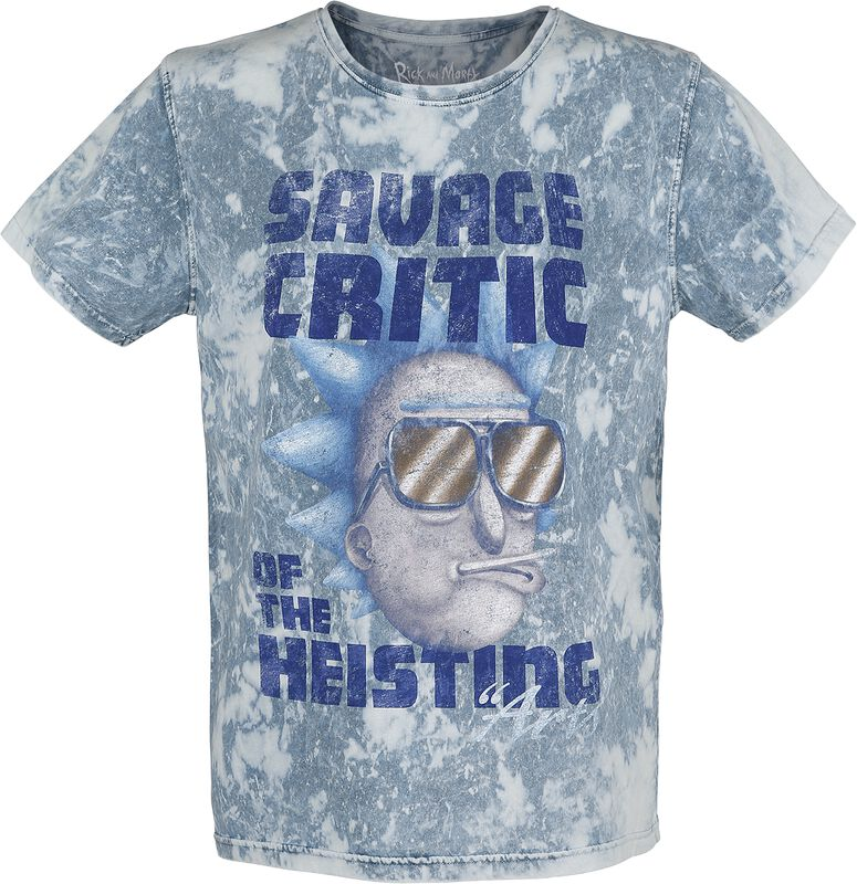 Savage Critic