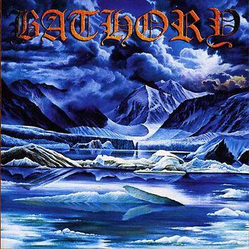 Image of Bathory Nordland I CD Standard