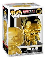 Marvel Studios 10 - Ant-Man (Chrome) Vinyl Figure 384