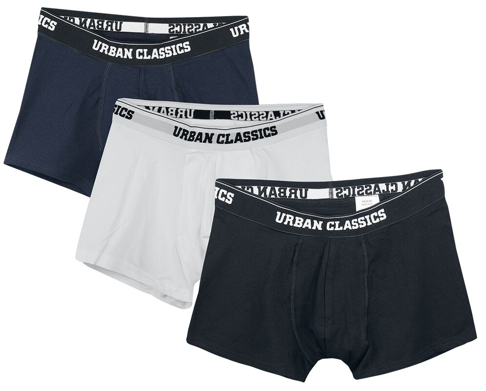 Organic Boxer Shorts 3-Pack