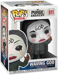 The Purge Anarchy - Waving God Vinyl Figure 811