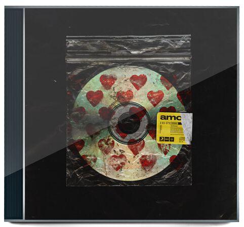 Bring Me The Horizon  Amo  CD  Standard