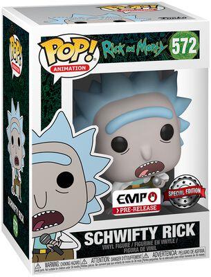 Schwifty Rick Vinyl Figure 572