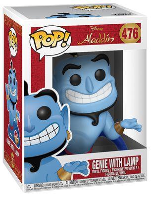 Genie with Lamp Vinyl Figure 476