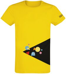 Pac Man Pac Man Short Sleeve