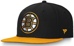 NHL  Boston Bruins - Iconic Defender Snapback Cap