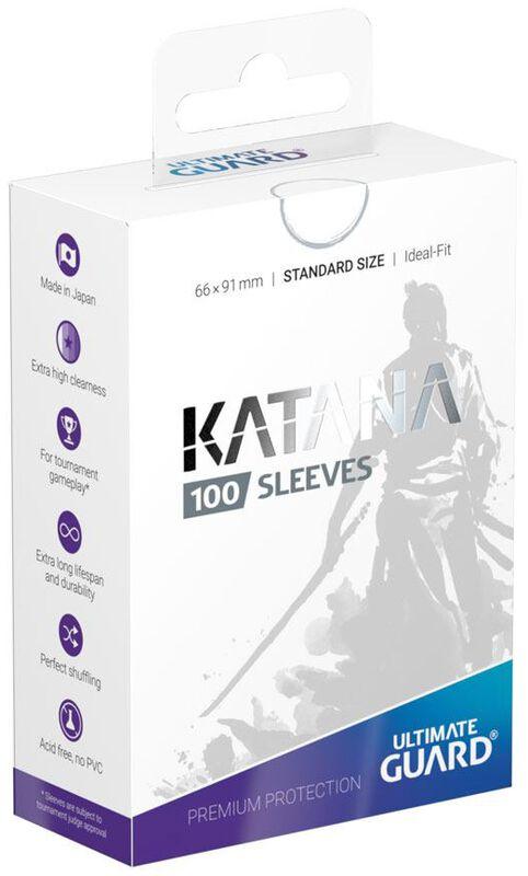 Katana Sleeves - Weiß